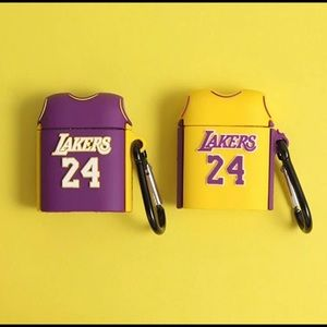 Lakers Kobe Airpods case
